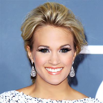 Carrie Underwood - Transformation - Hair - Celebrity Before and After