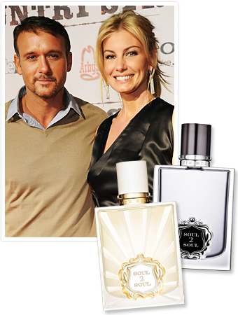 Faith Hill - Tim McGraw - Soul2Soul Fragrance
