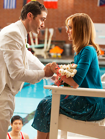 Glee, Jayma Mays, Will and Emma Wedding