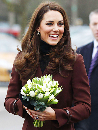 Kate Middleton, Hobbs Coat