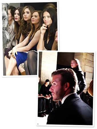 DKNY, David Beckham
