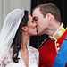 Valentine's Day: 10 Great Wedding Kisses!