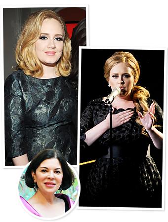 Adele, Barbara Tfank