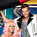 Nicki Minaj and Ricky Martin for MAC: Now Available