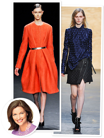 Fashion Week Favorite Looks, Cindy Weber Cleary's Picks