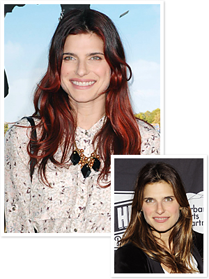 Lake Bell Hair - Lake Bell Highlights