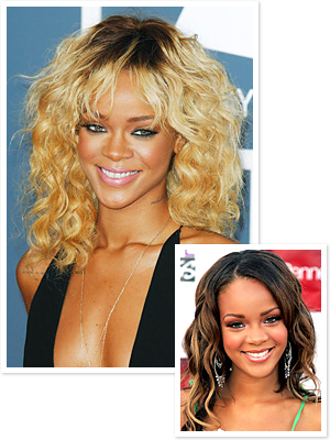 Rihanna - Birthday - Transformation