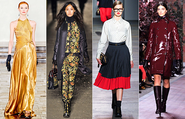 fashion week fall 2012 trends