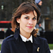 Alexa Chung&#039;s Peekaboo Manicure