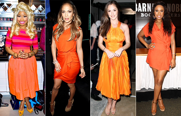 Nicki Minaj, Jennifer Lopez, Minka Kelly, Jennifer Hudson