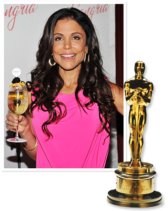 Bethenny Frankel, Oscar