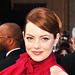 Oscars 2012 Makeup: Emma Stone's Pink Eye Shadow