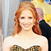 Jessica Chastain Oscars 2012 Dress: 'Closest I'll Get to Wedding Gown'