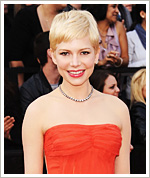 Michelle Williams Oscars 2012 Dress