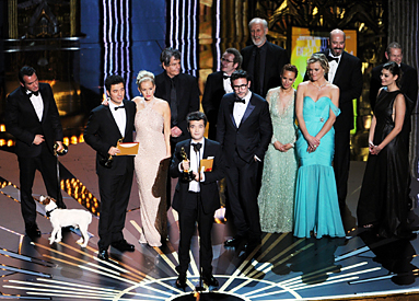 The Artist, Best Picture, Oscars 2012