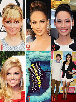 Nicole Richie, Jennifer Lopez