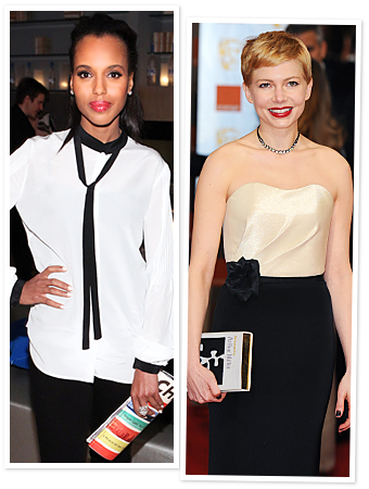 Kerry Washington, Michelle Williams