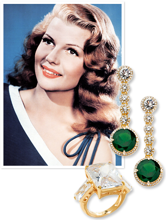 Rita Hayworth, HSN, The Alzheimer's Association