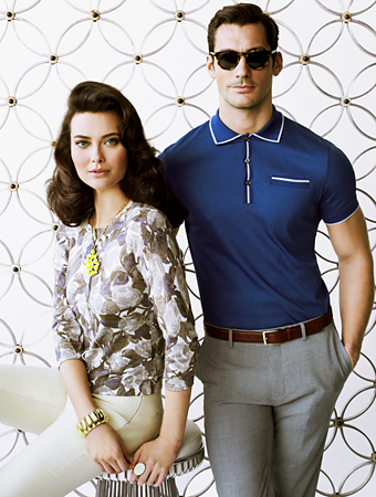 Banana Republic, Mad Men