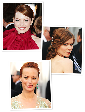 Emma Stone - Kate Mara - Berenice Bejo