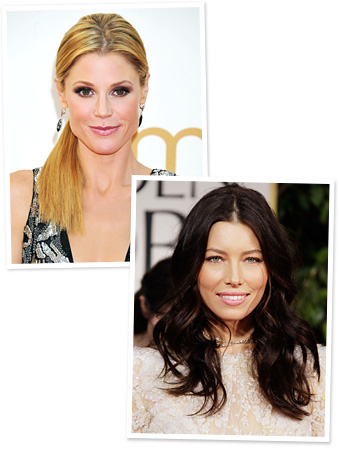Julie Bowen, Jessica Biel