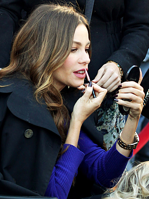 Sofia Vergara - Makeup