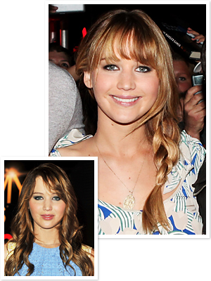 Jennifer Lawrence - Haircut