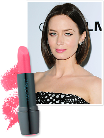 Emily Blunt - Lipstick