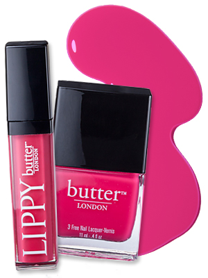 Butter London - Lippy