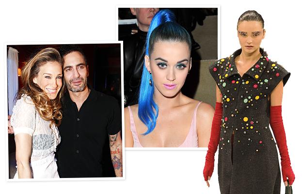 Sarah Jessica Parker, Katy Perry, Miranda Kerr
