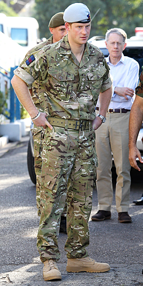 Prince Harry Style