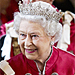 Queen Elizabeth Kicks Off Diamond Jubilee in Diamonds
