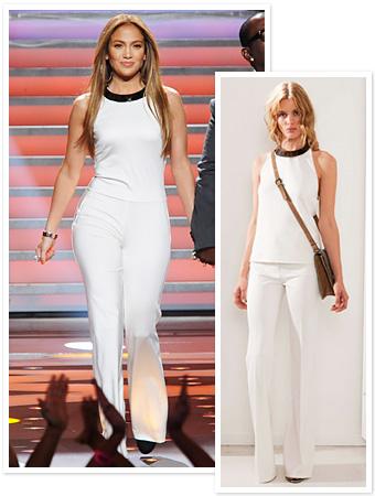 Jennifer Lopez, American Idol, Barbara Bui