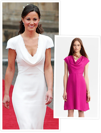 Pippa Middleton, Banana Republic