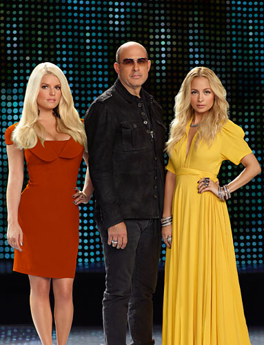 Jessica Simpson, Nicole Richie, John Varvatos, Fashion Star