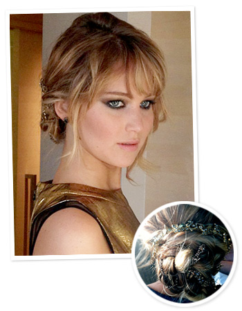 Jennifer Lawrence - Hair - The Hunger Games