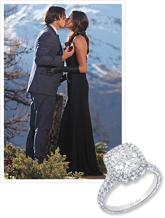 The Bachelor, Engagement Ring