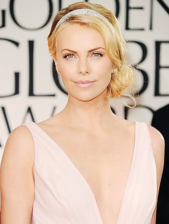 Charlize Theron, Baby