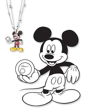 Chopard, Mickey