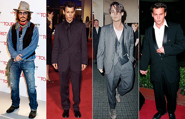 Johnny Depp, CFDA