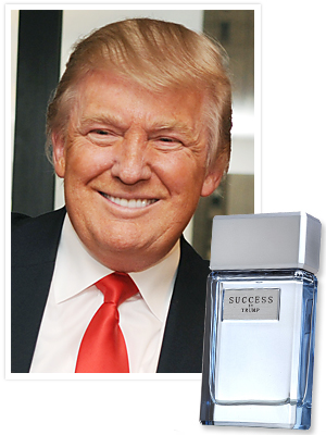 Donald Trump Fragrance