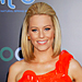 The Hunger Games: Elizabeth Banks&#039;s Bright Red Carpet Style