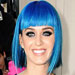 Katy Perry&#039;s Latest Hairstyle: Blunt Bangs