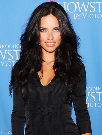 Baby News: Adriana Lima Is Pregnant : InStyle.com What's Right Now