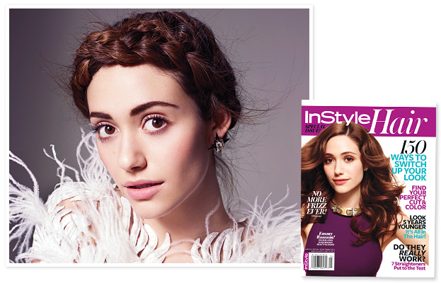 Hair Issue InStyle 2012
