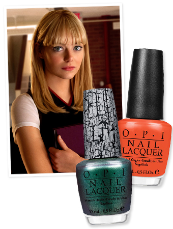 OPI - Spider-Man Nail Polish