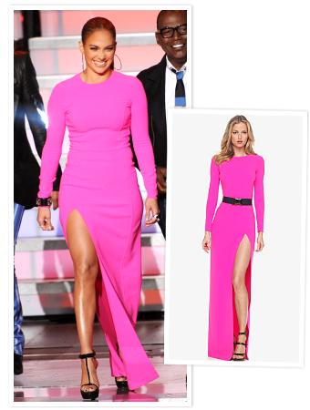 Jennifer Lopez, American Idol, Michael Kors