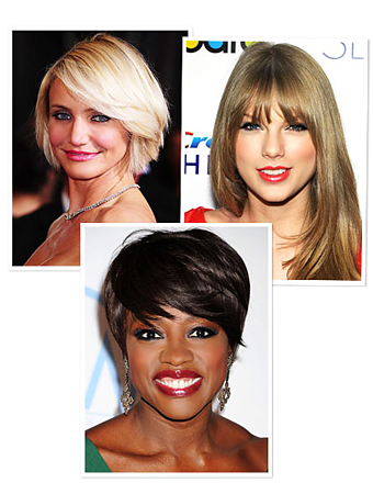 Cameron Diaz, Taylor Swift, Viola Davis