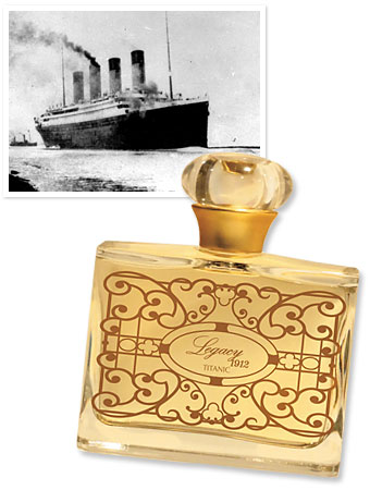 Titanic Fragrance - Legacy 1912  Titanic