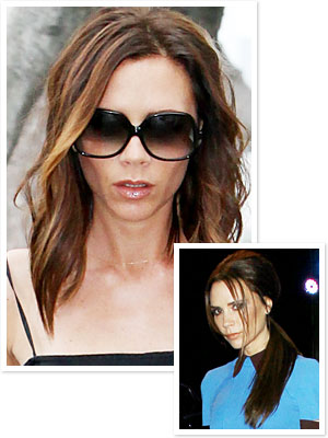 Victoria Beckham Haircut 